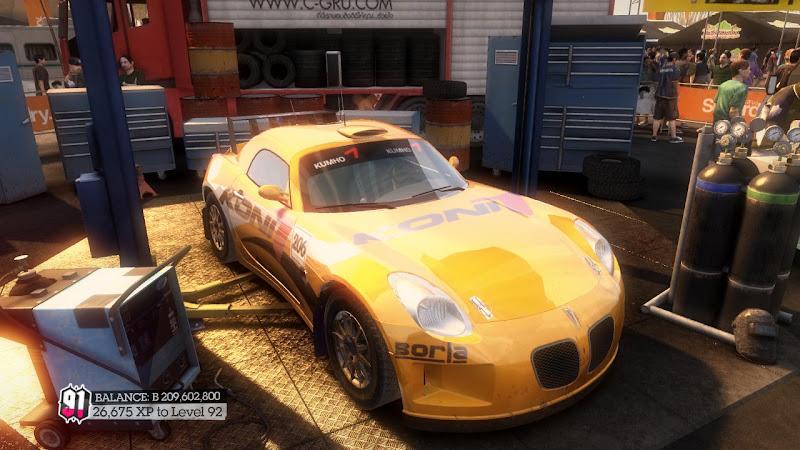 รายการรถกลุ่ม Rally ใน DiRT2 Sor-05