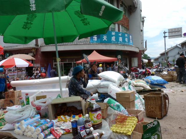 CHINE SICHUAN.XI CHANG ET MINORITE YI, à 1 heure de route de la ville - 1sichuan%2B919.JPG