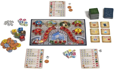 ISTANBUL DICE GAME, REVIEW BY DAVID