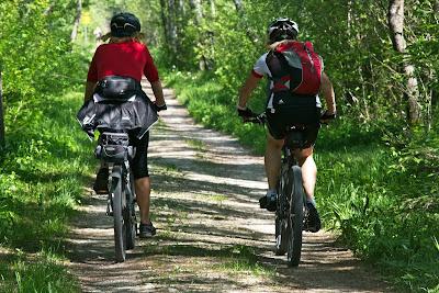 Bisiklet sürmek, spor yapmak