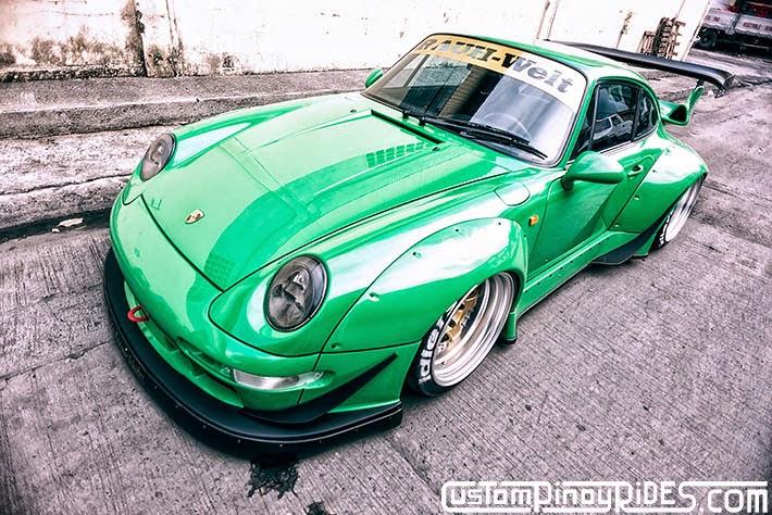 RWB Manila Porsche Menage A Trois Custom Pinoy Rides Car Photography Manila Philippines Philip Aragones pic7