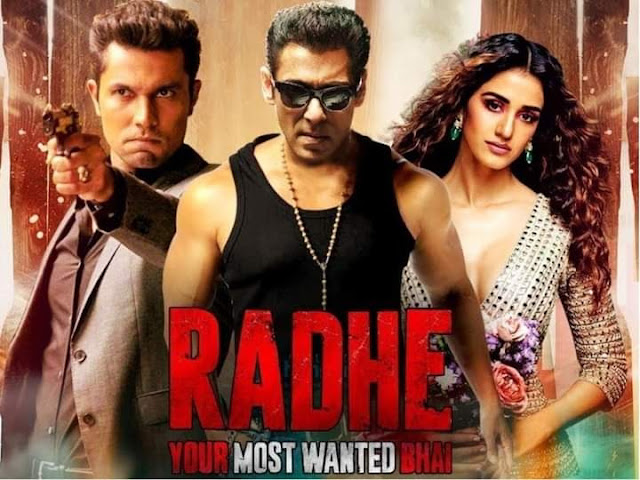 Radhe: Your Most Wanted Bhai (2021) is an Indian Hindi language action thriller film directed by Prabhu Deba. The film is  starred by Salman Khan, Disha Patani, Randeep Hooda, Jackie Shroff. The film is made based on the Korean film The Outlaws (2017). Radhe (2021) is released on 13th May, 2021.   Download and watch the movie Radhe (2021)