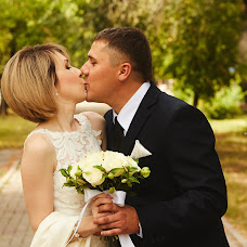 Wedding photographer Mikhail Charskiy (Sharsk). Photo of 05.10.2017