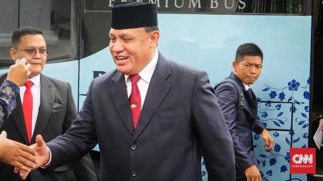Ketua KPK Bantah Kejar ke PTIK, Bela Hasto?