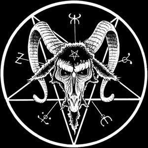 Baphomet adalah setan yang disembah oleh Ksatria Templar di abad pertengahan, sampai saat ini pengikutnya banyak dari kalangan artis band rock dan politisi-politisi kelas atas.