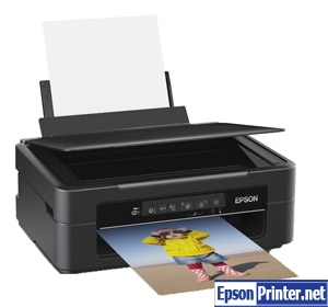How to reset Epson XP-212 printer