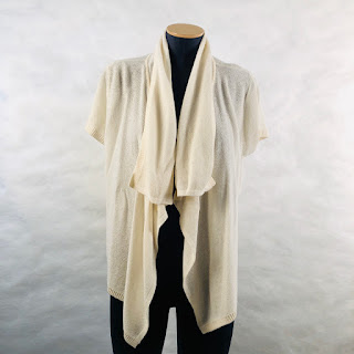 *SALE* Magaschoni Cashmere NEW Shawl Cardigan