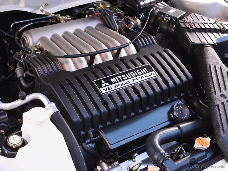 2004 Mitsubishi Diamante Sedan Specifications Pictures Prices