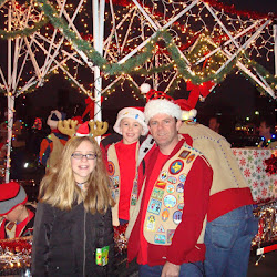 2009 Parade of Lights - Choctaw Guides