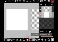Membuat efek api pada tulisan menggunakan PicsArt