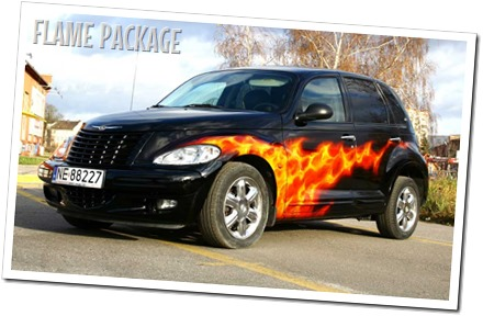 Chrysler-PT-Cruiser Flame Package - autodimerda.it