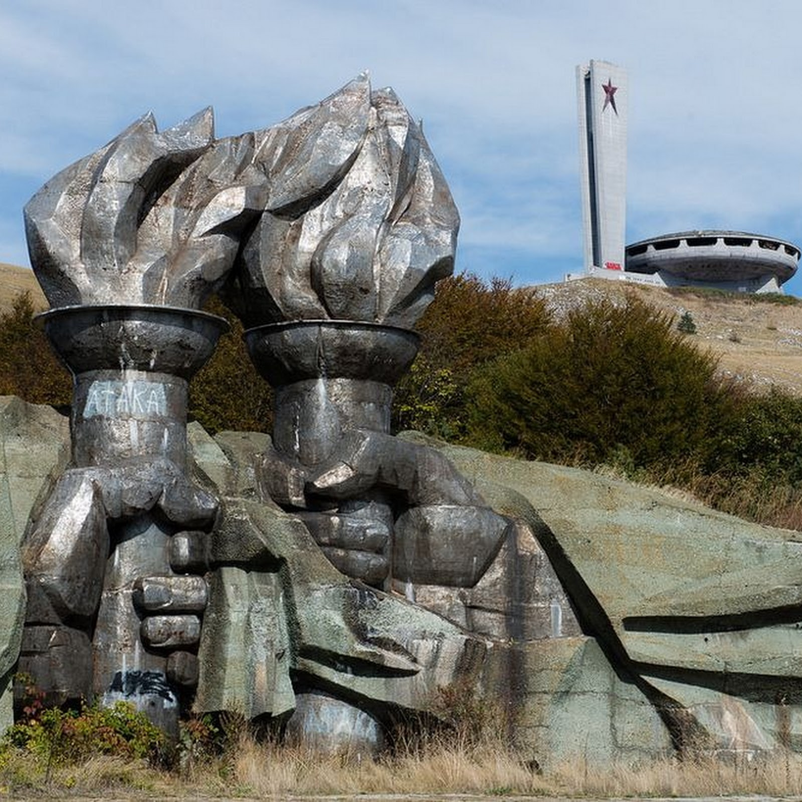The Forgotten Communist-Era Monuments of Bulgaria