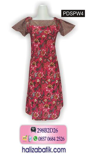 gambar model batik, grosir baju batik, baju batik modern