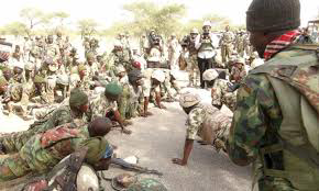 NIGERIAN ARMY COMMANDER, COLLEAGUES BRUTALISED A SOLDIER FOR TENDERING RESIGNATION