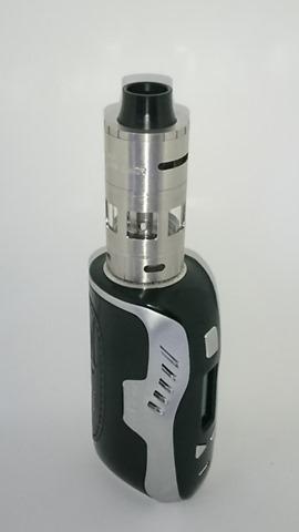 DSC 2268 thumb%25255B3%25255D - 【RTA/RDTA】「Sense Blazer Sub-R RTA」レビュー。クリアロとRDAとRDTAとRTAを全部一緒にしちゃったようなキメラなアトマイザー!【電子タバコ/爆煙】