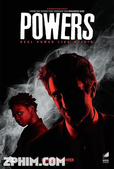 Sức Mạnh Tối Thượng 1 - Powers Season 1 (2015) Poster