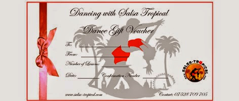 Image of Salsa-tropical Dance Gift Certificate