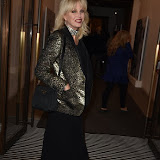 OIC - ENTSIMAGES.COM - Joanna Lumley at  the Defender 2,000,000 - VIP auction, as two-millionth Series Land Rover and Defender is star attraction at auction hosted by Land Rover in aid of Red Cross and the Born Free Foundation, London 16th December 2015 Photo Mobis Photos/OIC 0203 174 1069