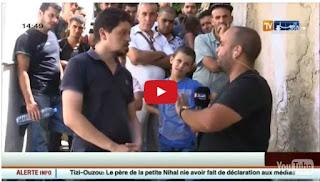 Disparition: le père de Nihal nie avoir fait une déclaration aux médias