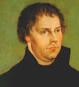 'The Great Reformer' - Dr. Martin Luther