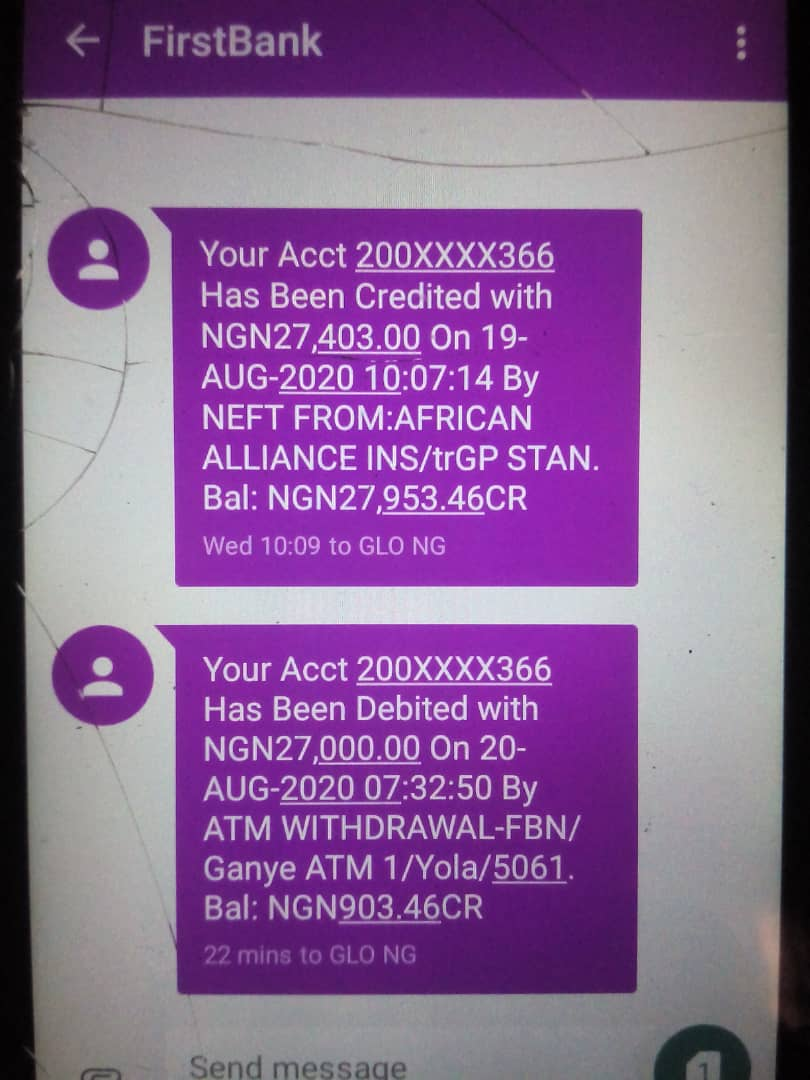 Have You Seen FAKE Bank Alert Before Identify This One So That You Will Be A Victim