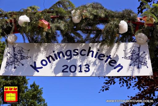 koningsschieten Sint Theobaldusgilde Overloon 07-07-2013 (1).JPG