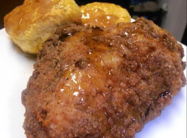 Buttermilk Fried Chicken & Biscuits Recipe