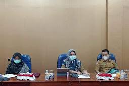Komisi 1 DPRD Kota Bengkulu Mengapresiasi Kinerja RSHD Kota Bengkulu Dalam Penanganan Pasien Covid-19