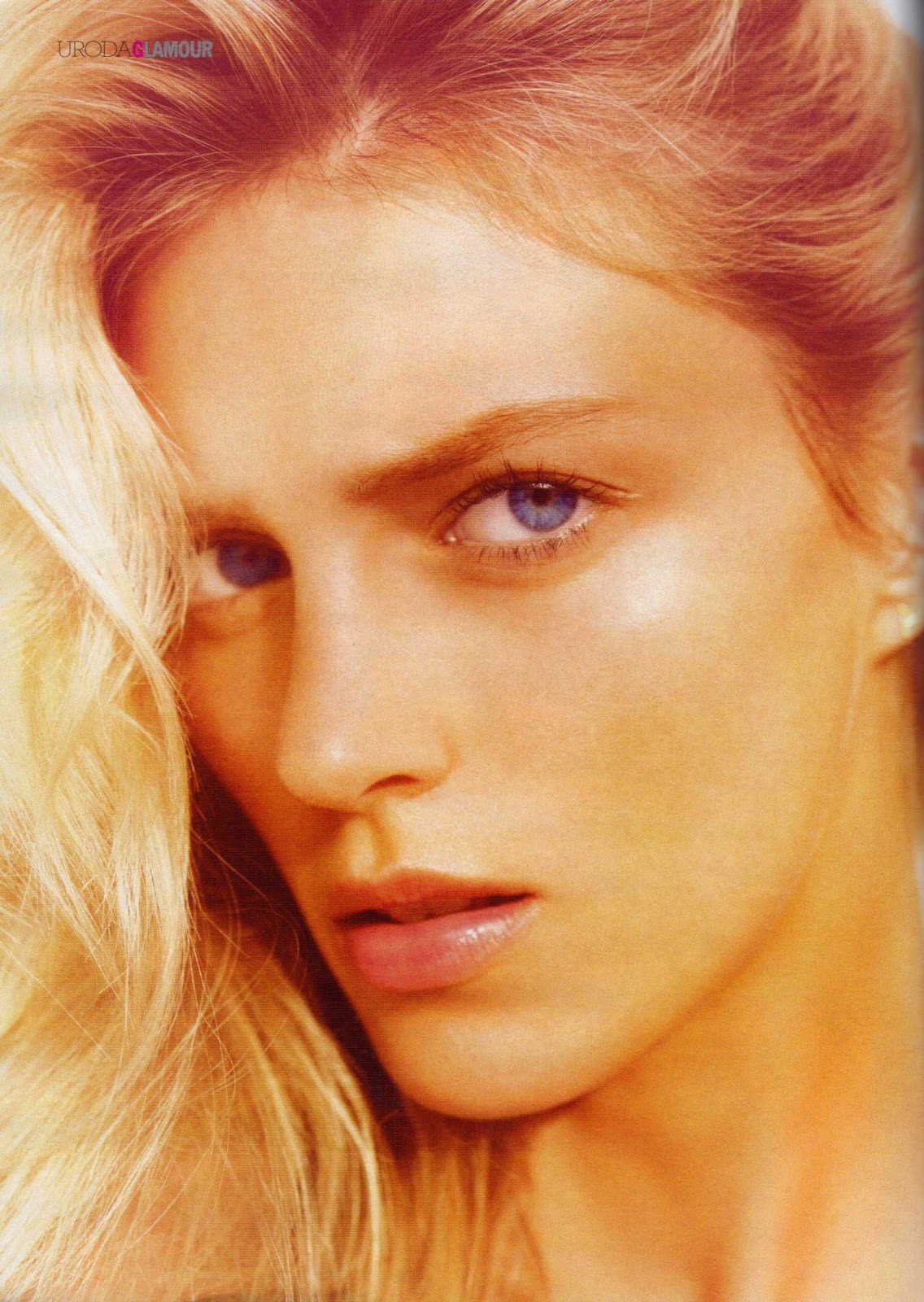Anja Rubik Glamour March 2011 Hq - Models Inspiration-2908