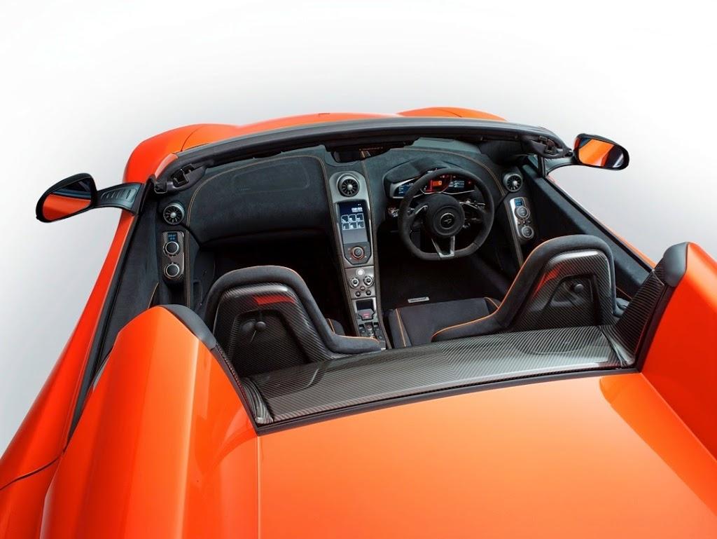 McLaren 650S Spider 7