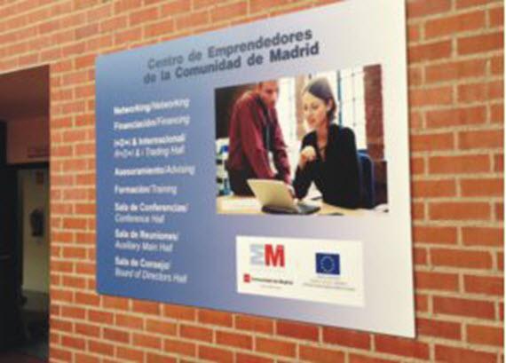 Nuevo Centro de Emprendedores de la Comunidad de Madrid, situado en Getafe