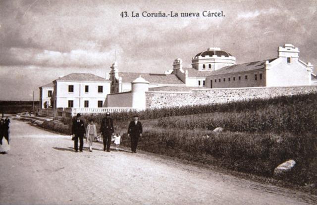 La Antigua Prisión Provincial, 1928