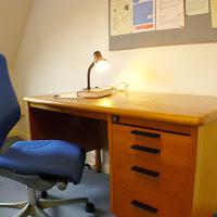 Room X3-desk
