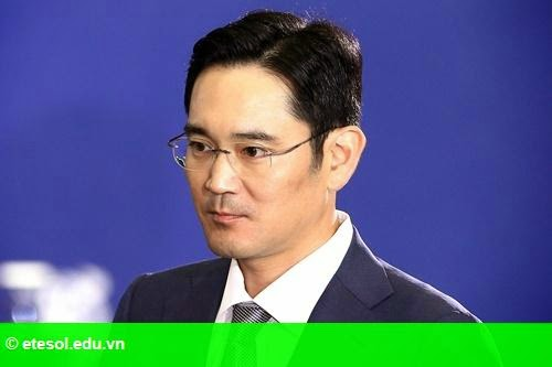 Hình 1: Samsung âm thầm chuyển giao quyền lực