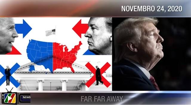 CL News – 24 Novembro 2020