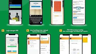 Hari Pertama Launching Infoloker Pemkab, 4 Perusahaan di Karawang Langsung Buka Lowongan Kerja