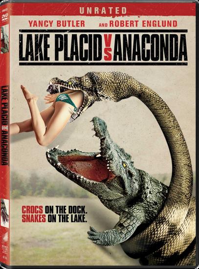 Lake Placid vs. Anaconda – Latino