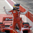 Massa wins the 2007 Bahrain F1 GP