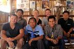 Photo opportunity for TBF, Solbakken and community members (© Line Ramstad)