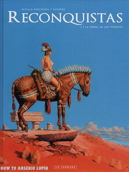 P00001 - Reconquistas  La horda de