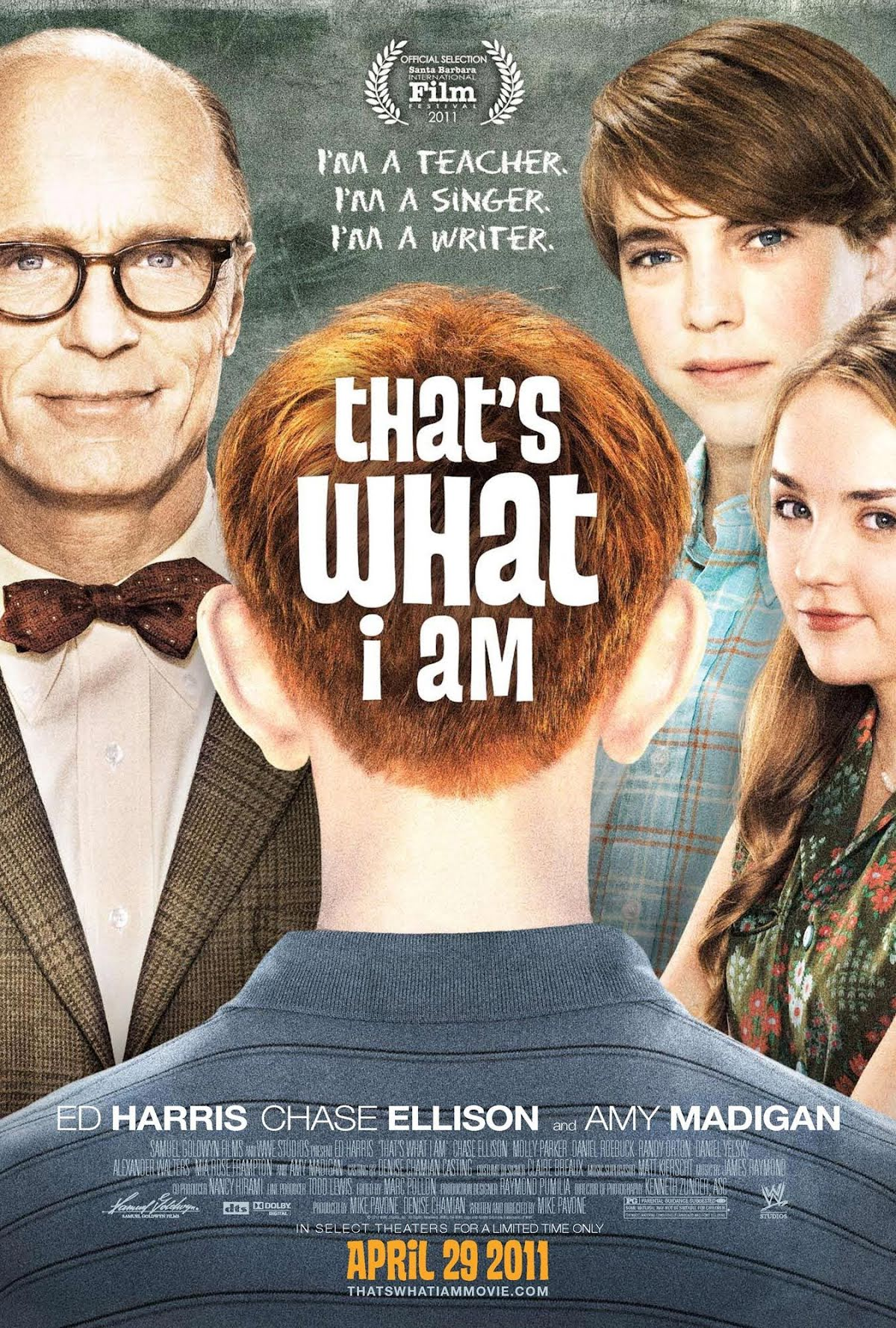 That's What I Am (2011)