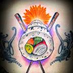 tatuajes comidas alimentos x