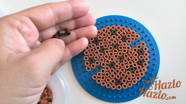 Enrollacables con beads