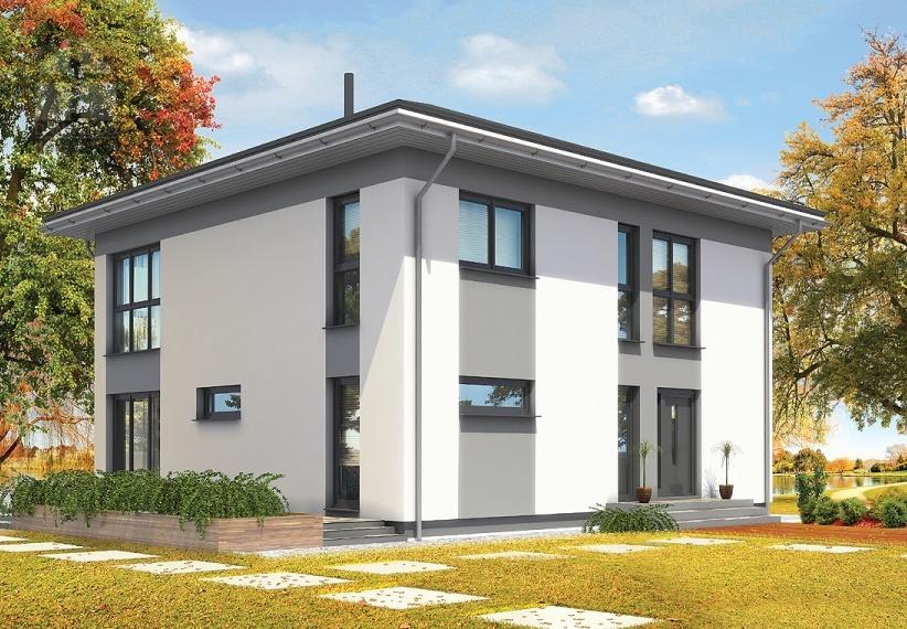 Danwood Haus am Rhein: Haus