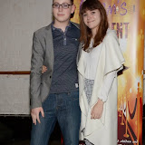 OIC - ENTSIMAGES.COM - Dermot McNamara and Hayley Smith at the Autism's Got Talent Press Call at Pineapple Dance Studios. in London 1st May 2015  Photo Mobis Photos/OIC 0203 174 1069