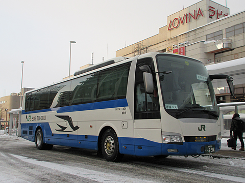 JRバス東北「ラ・フォーレ号」 H674-11404
