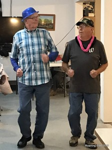 Ken & Bruce - just plain goofy!