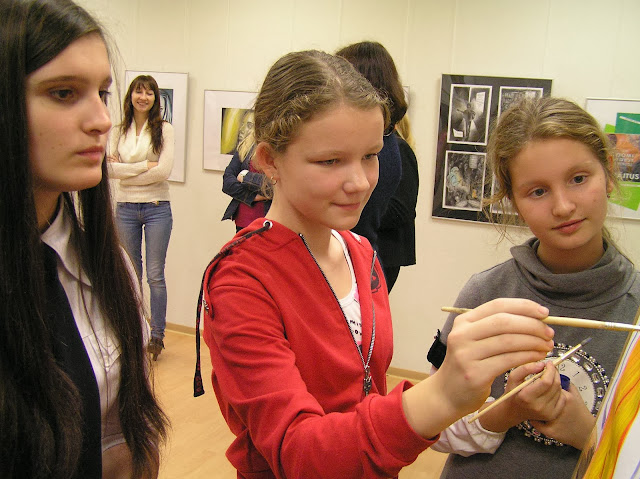 Kunstiosakonda astunud õpilaste pühitsemine 2013 - PB070206.JPG