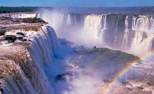 Najmogočnejši slapovi sveta Iguasu