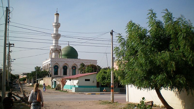 maicao muslim Omar ibn al-khattab mosque maicao la guajira,  the mosque was constructed in 17 september 1997,and named after the 2nd muslim caliph omar ibn al-khattab.